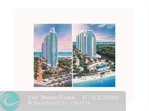 3535 S Ocean Dr #1505, Hollywood, FL 33019 (MLS #F10238555) :: Green Realty Properties