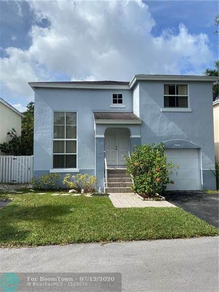 7266 SW 44th Ct, Davie, FL 33314 (MLS #F10238622) :: Green Realty Properties