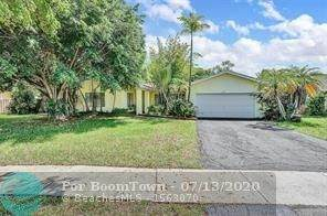 9140 NW 15th St, Plantation, FL 33322 (MLS #F10238739) :: Berkshire Hathaway HomeServices EWM Realty