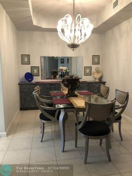 7979 Exeter Blvd #102, Tamarac, FL 33321 (MLS #F10238788) :: Castelli Real Estate Services