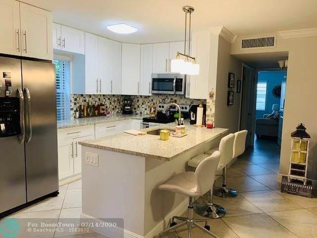 292 Normandy G G, Delray Beach, FL 33484 (#F10238905) :: Posh Properties