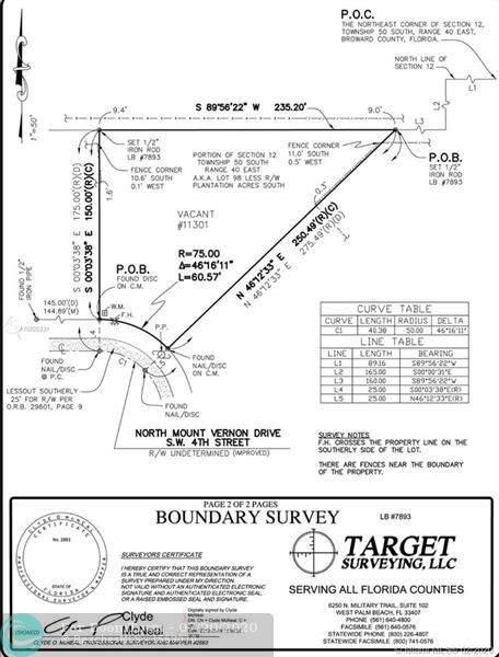 11301 N Mount Vernon Dr, Plantation, FL 33325 (MLS #F10239304) :: Patty Accorto Team