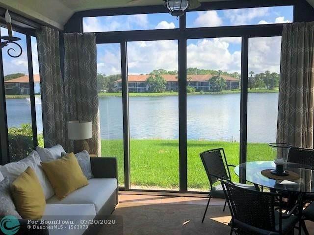 6081 SE Landing Way #6, Stuart, FL 34997 (MLS #F10239437) :: Miami Villa Group