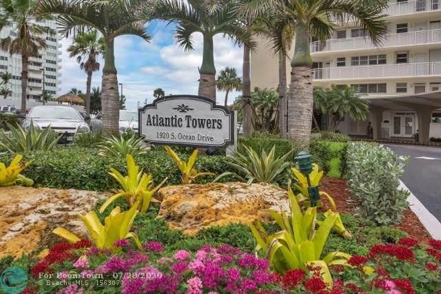 1920 S Ocean Dr #904, Fort Lauderdale, FL 33316 (MLS #F10241187) :: Berkshire Hathaway HomeServices EWM Realty