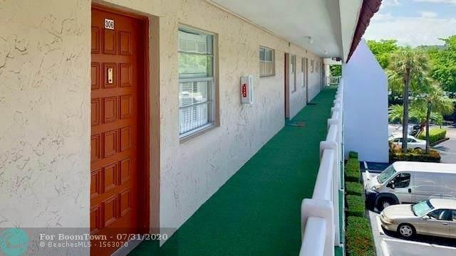 3774 Inverrary Blvd P306, Lauderhill, FL 33319 (MLS #F10241647) :: Green Realty Properties