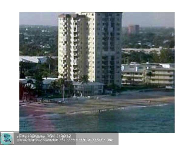 1500 S Ocean Blvd #202, Lauderdale By The Sea, FL 33062 (MLS #F10241746) :: The Howland Group