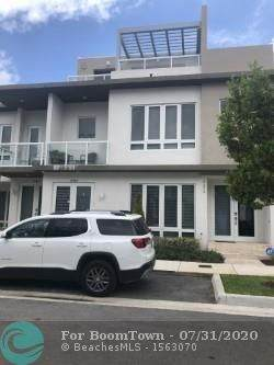 10405 NW 63rd Ter #104.5, Doral, FL 33178 (MLS #F10241785) :: Green Realty Properties