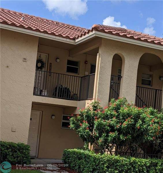 9172 NW 40th St 103-2, Coral Springs, FL 33065 (MLS #F10242608) :: Green Realty Properties