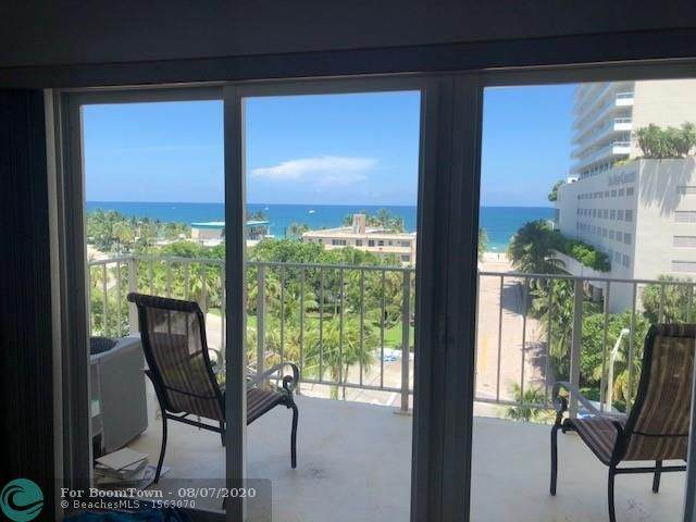 95 N Birch Rd #706, Fort Lauderdale, FL 33304 (#F10242906) :: Signature International Real Estate