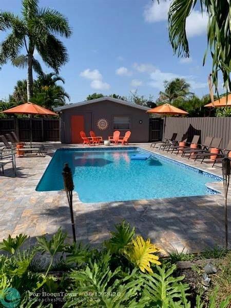 517 NE 23rd St, Wilton Manors, FL 33305 (MLS #F10243659) :: Berkshire Hathaway HomeServices EWM Realty