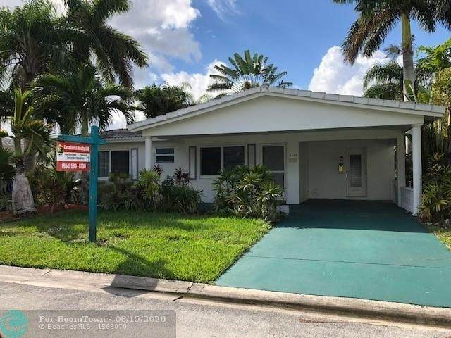 1635 NW 67th Ave, Margate, FL 33063 (MLS #F10244146) :: Laurie Finkelstein Reader Team