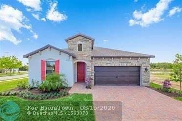10825 SW Cremona Way, Port Saint Lucie, FL 34987 (#F10244147) :: Real Estate Authority