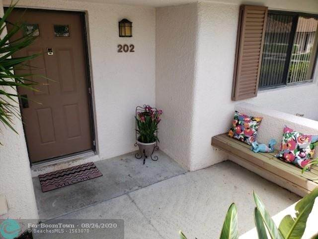 202 Club Dr #202, Palm Beach Gardens, FL 33418 (#F10245749) :: Ryan Jennings Group