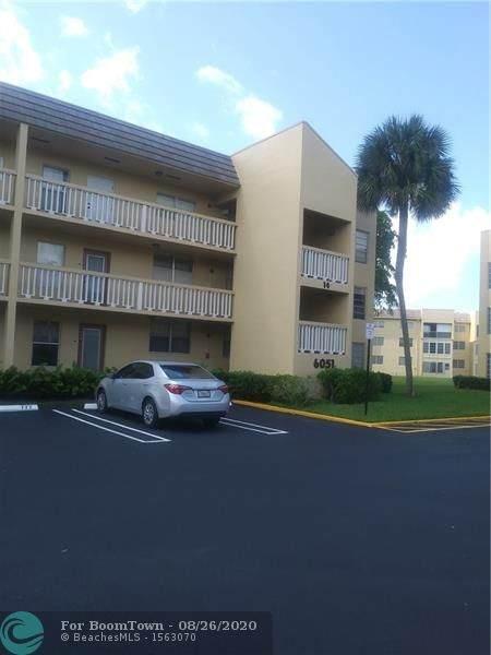 6051 NW 61 ST AVE #212, Tamarac, FL 33319 (MLS #F10245752) :: Berkshire Hathaway HomeServices EWM Realty