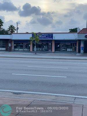 99 S Federal Highway, Pompano Beach, FL 33062 (#F10245971) :: The Rizzuto Woodman Team