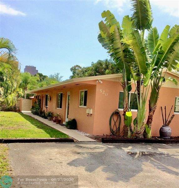 520 SW 6th Ave, Fort Lauderdale, FL 33315 (#F10246053) :: Ryan Jennings Group