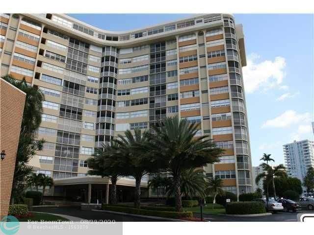 100 Golden Isles Dr #511, Hallandale, FL 33009 (MLS #F10246367) :: Berkshire Hathaway HomeServices EWM Realty