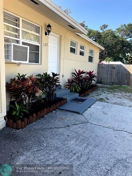 360 NW 8th St, Fort Lauderdale, FL 33311 (MLS #F10246887) :: Berkshire Hathaway HomeServices EWM Realty