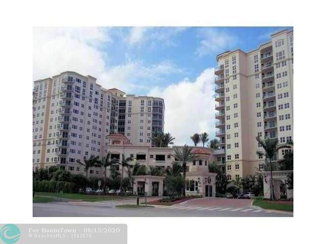 19900 E Country Club Dr #918, Aventura, FL 33180 (MLS #F10248172) :: Berkshire Hathaway HomeServices EWM Realty