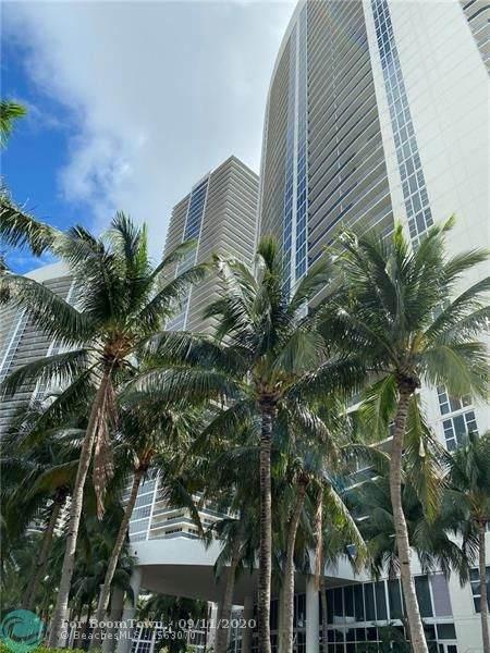 1850 S Ocean Dr #2110, Hallandale, FL 33009 (MLS #F10248539) :: Berkshire Hathaway HomeServices EWM Realty