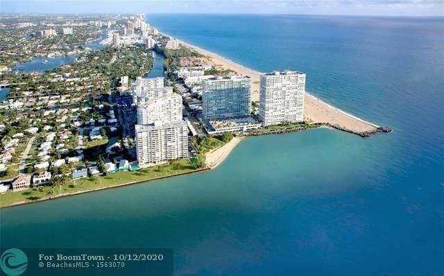 2100 S Ocean Ln #1707, Fort Lauderdale, FL 33316 (MLS #F10248963) :: Berkshire Hathaway HomeServices EWM Realty
