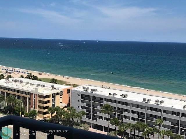 525 N Ocean Blvd #1718, Pompano Beach, FL 33062 (#F10249471) :: Ryan Jennings Group