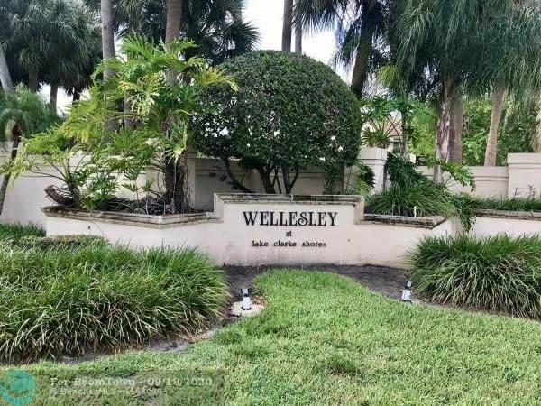 8141 B Bridgewater Court, West Palm Beach, FL 33406 (#F10249535) :: Treasure Property Group