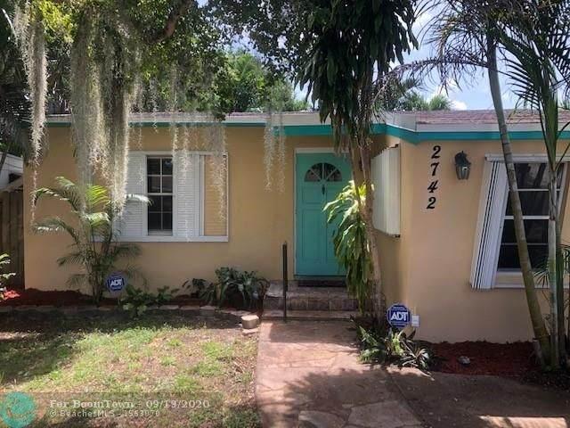 2742 Adams St, Hollywood, FL 33020 (#F10249791) :: Treasure Property Group