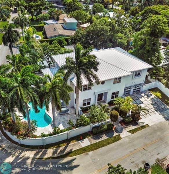 1320 SE 12th St, Fort Lauderdale, FL 33316 (MLS #F10249922) :: Berkshire Hathaway HomeServices EWM Realty