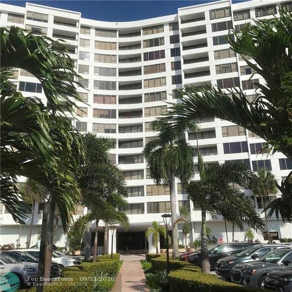 3505 S Ocean Dr #812, Hollywood, FL 33019 (MLS #F10250373) :: Castelli Real Estate Services