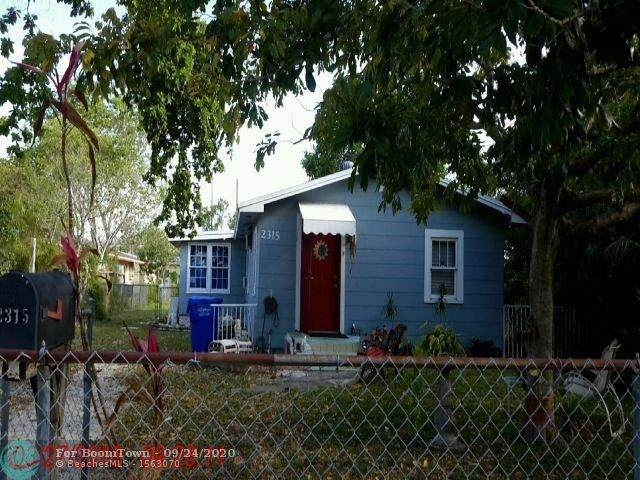 2315 Monroe St, Hollywood, FL 33020 (#F10250560) :: The Rizzuto Woodman Team
