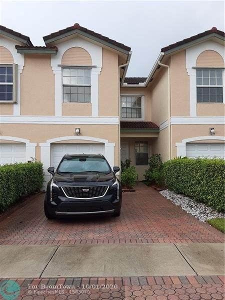 11629 NW 47th Dr #11629, Coral Springs, FL 33076 (MLS #F10250684) :: The Howland Group
