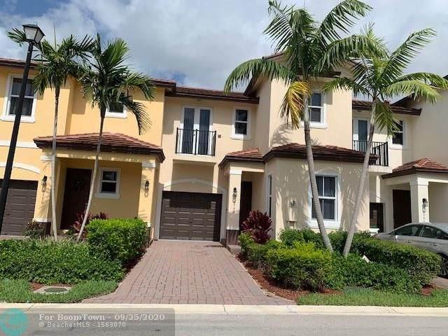 6948 Long Pine Cir #6948, Coconut Creek, FL 33073 (MLS #F10250707) :: United Realty Group