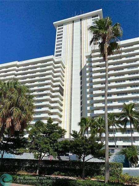3900 Galt Ocean Dr #2903, Fort Lauderdale, FL 33308 (MLS #F10251156) :: Green Realty Properties