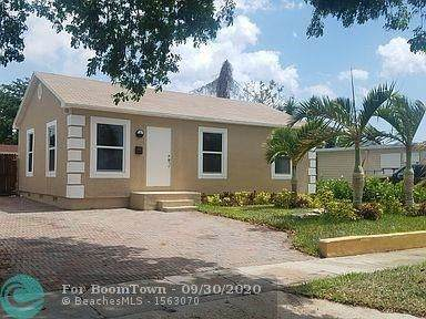 809 Maddock St, West Palm Beach, FL 33405 (MLS #F10251283) :: Patty Accorto Team