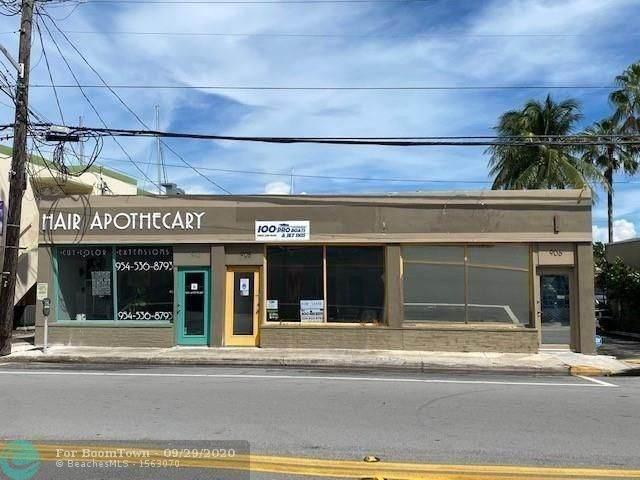 906 NE 20th Ave, Fort Lauderdale, FL 33304 (MLS #F10251341) :: Green Realty Properties