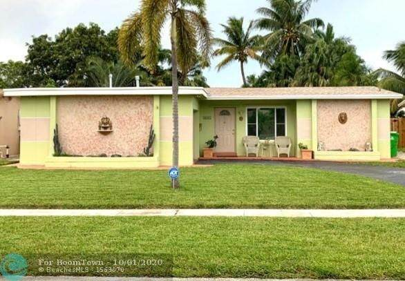 8641 NW 26th Pl, Sunrise, FL 33322 (#F10251623) :: Real Estate Authority