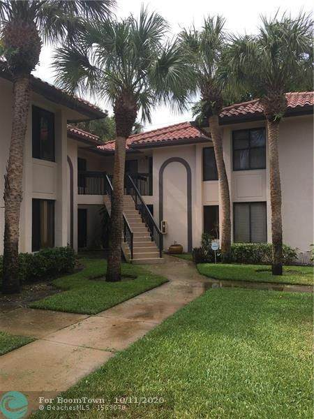 350 Club Cir #207, Boca Raton, FL 33487 (MLS #F10253341) :: Berkshire Hathaway HomeServices EWM Realty