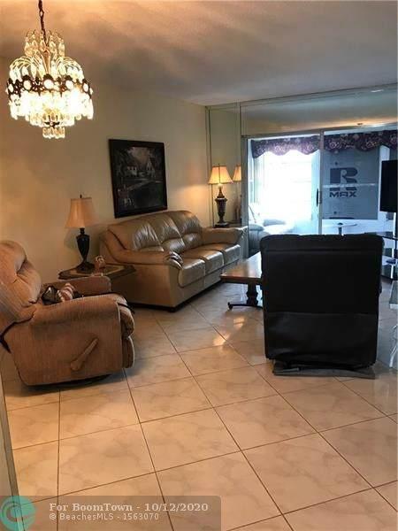 3051 NW 46th Ave #407, Lauderdale Lakes, FL 33313 (MLS #F10253588) :: Patty Accorto Team