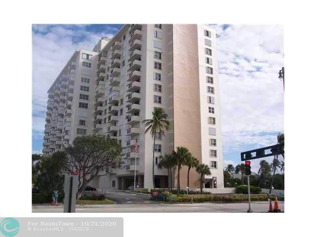2000 S Ocean Blvd 9J, Lauderdale By The Sea, FL 33062 (MLS #F10254365) :: Berkshire Hathaway HomeServices EWM Realty