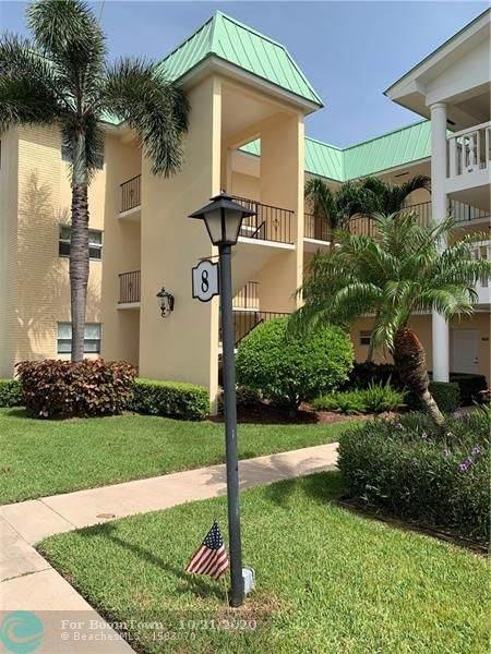 8 Colonial Club Dr #200, Boynton Beach, FL 33435 (#F10254696) :: Ryan Jennings Group