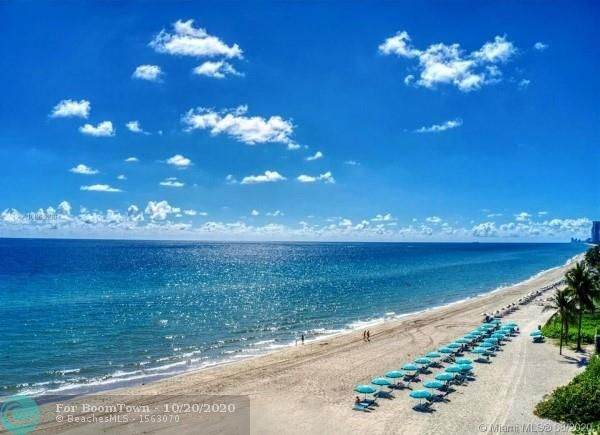 2751 S Ocean Dr, Hollywood, FL 33019 (MLS #F10254734) :: Berkshire Hathaway HomeServices EWM Realty