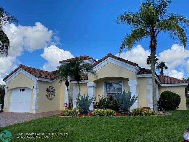651 Bedford Way, Weston, FL 33326 (MLS #F10254756) :: Castelli Real Estate Services