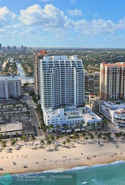 101 S Fort Lauderdale Beach Blvd #2106, Fort Lauderdale, FL 33316 (MLS #F10254796) :: Castelli Real Estate Services