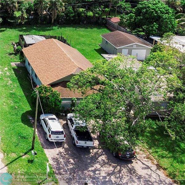 860 SW 9th St, Pompano Beach, FL 33060 (MLS #F10254804) :: Green Realty Properties