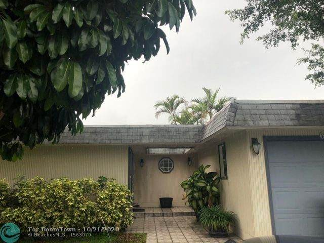 6500 Brookwood Blvd, Tamarac, FL 33321 (MLS #F10254805) :: Patty Accorto Team