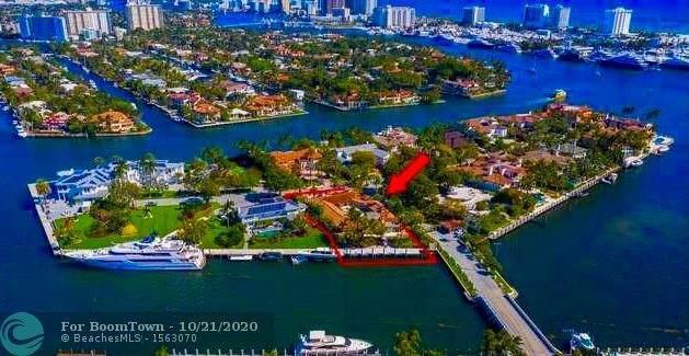1 N Harborage, Fort Lauderdale, FL 33316 (#F10254949) :: Dalton Wade