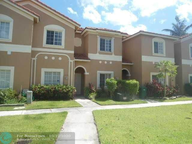 7889 Catalina Cr #7889, Tamarac, FL 33321 (#F10255169) :: Treasure Property Group