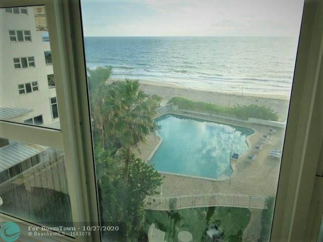 4040 Galt Ocean Dr #400, Fort Lauderdale, FL 33308 (MLS #F10255292) :: Berkshire Hathaway HomeServices EWM Realty