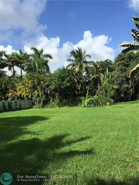 0 SW 21st St, Fort Lauderdale, FL 33315 (MLS #F10255374) :: Berkshire Hathaway HomeServices EWM Realty